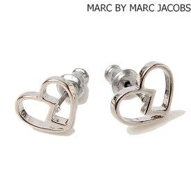 マークバイマークジェイコブス ピアス MARC BY MARC JACOBS ハートモチーフ シルバー M0006554 アクセサリー