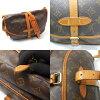 Louis Vuitton shoulder bag Saumur 30 B rank Monogram M42256 swash me掛ke LOUIS VUITTON Womens