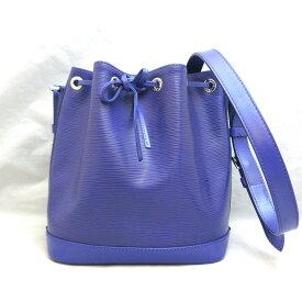 ルイヴィトン バッグ ノエBB 巾着 ABランク ショルダー エピ M40845 紫 レディース LOUIS VUITTON あす楽 中古 六甲道店