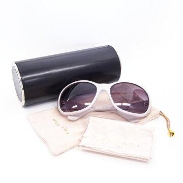 BVLGARI Sunglasses beige with Bvlgari case [pre]