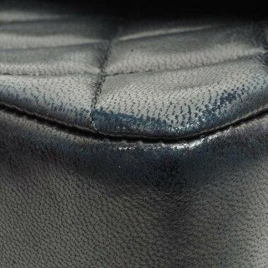 CHANELシャネル25cmWチェーンマトラッセA01112ラムスキンレディースバッグショルダーバッグ【中古】