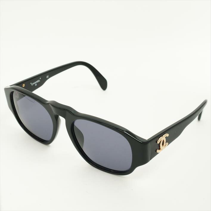 CHANEL シャネル サングラス アイウェア ココマーク 94305 プラスチック ブランド雑貨 眼鏡【中古】