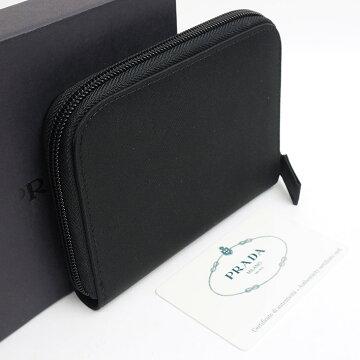 プラダレディース財布二つ折り財布(小銭入れあり)