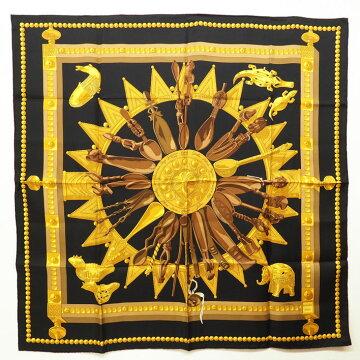 Hermes brand sundry women's scarf