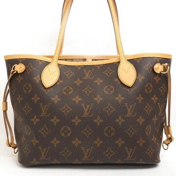 [美 品] LOUISVUITTON Louis Vuitton Never full PM Monogram M 41000 Ladies' Bag Tote Bag [pre]