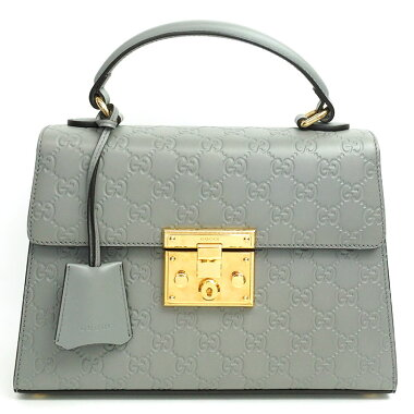 [美 品] Gucci GG pattern 2 WAY shoulder bag gold bracket Gucci Shima 453188 · 520981 Women's [handbag] [pre-owned]