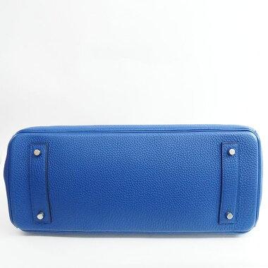 [Beautiful items] Silver hardware shoulder Birkin Ladies [Shoulder bag] [Used]