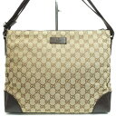 13b076c0252e GUCCI GG pattern seat angle messenger bag GG canvas 110.054-204.991  shoulder bag