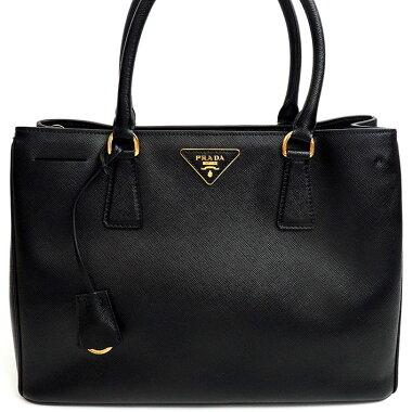 [Good Condition] Prada 2WAY Shoulder Bag Gold Hardware Saffiano BN1874 Ladies [Handbag] [Used]