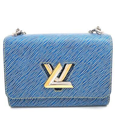 [Almost new] Louis Vuitton twist MM Epi Denim M51065 Ladies [Shoulder Bag] [Used]