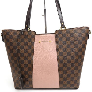 [Good Condition] Louis Vuitton Jersey Damier N44041 Ladies [Tote Bag] [Used]