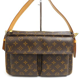 [10% OFF in Rakuten Super SALE] [Up to P39 times in entry] [GOODA published] [Selected Items] [Pre-owned] Louis Vuitton Viva Cite GM Monogram M51163 [Shoulder Bag] Gift Present