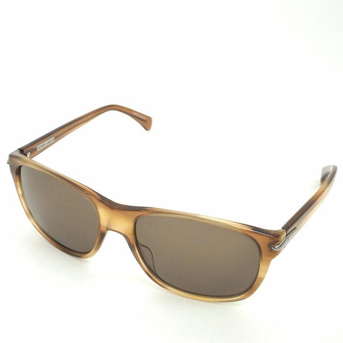 【美品】ジョルジオ アルマーニ アイウェア ロゴ入り シルバー金具 698/S メンズサングラス【小物・雑貨】【中古】
