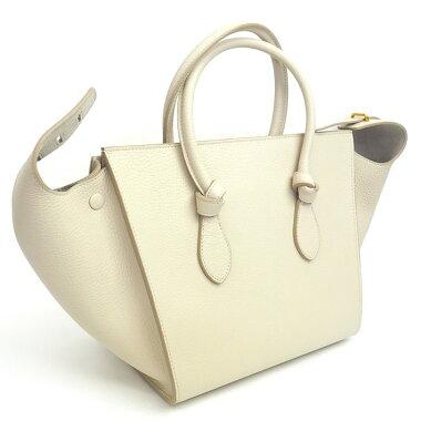 Unused   Second-hand Goods  Celine Tie Mini 175883TKB.01CK  Handbag 0af64c4dad9f4