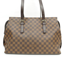 [10% OFF in Rakuten Super SALE] [Up to P39 times in entry] [GOODA published] [Selected Items] [Pre-owned] Louis Vuitton Chelsea Damier N51119 [Shoulder Bag] Gift Present