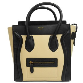 [Carefully selected] [Used] Celine Micro Shopper Tote Bag Luggage Series [Handbag] Gift Present