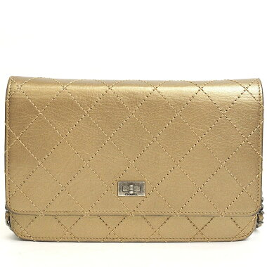 [Goods] Chanel chain wallet crossbody shoulder [long wallet] [pre-owned]