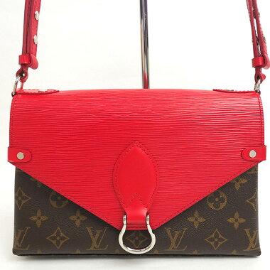 Beautiful goods  Louis Vuitton san · Michelle monogram × epi M 44031 eebc0d2445c6f
