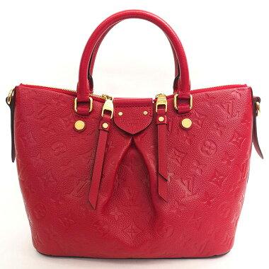 [Good Condition] Louis Vuitton Matherine Monogram Anchor Plant M50638 [Handbag] [Used]