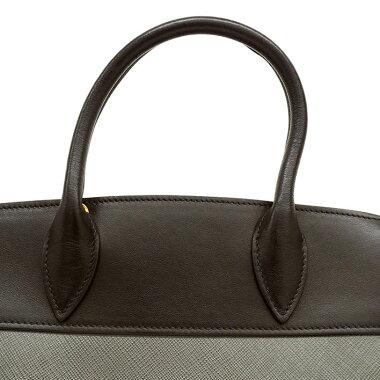 [Goods] Prada Esplanade 2WAY Bi-color Shoulder Gold Hardware 1BA045 [Handbag] [pre-owned]