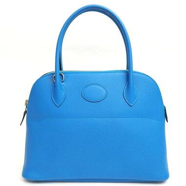 [Good Condition] Hermes 27 Silver Hardware 2WAY Shoulder Bag Bored [Handbag] [Used]