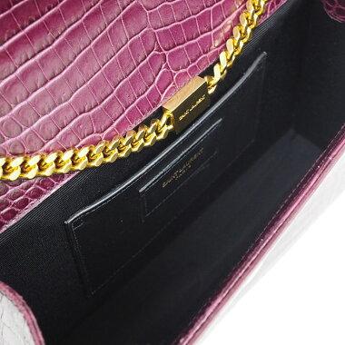 [Good Condition] Classic Kate Satchel Medium Gold Hardware Classic Monogram [Shoulder Bag] [Used]