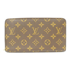 [Carefully selected products] [Used] [Good Condition] Louis Vuitton Zippy Organizer Monogram M60002 [Long Purse]