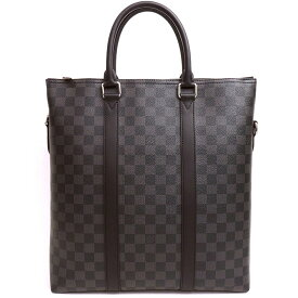 [Carefully selected products] [Used] [Beautiful goods] Louis Vuitton Antotote Damier Graphite N40000 [Tote Bag]