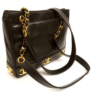 [Goods] Chanel triple coco mark chain shoulder coco mark [shoulder bag] [pre-owned]