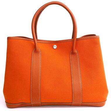 【美 品】 Hermes 36PM Garden Party 【Tote Bag】 【Used】