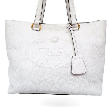 [Goods] Prada shoulder bag logo engraved 1BG100 [Tote bag] [pre-owned]