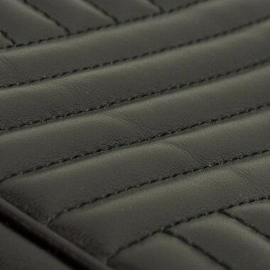 [Used] [almost new] Prada Cross Body Chain Shoulder Pochette Silver Hardware Diagram 1BH083 [Shoulder Bag] [Used]