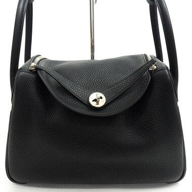 [Pre-owned] [Almost new] Hermes 30 Silver hardware 2 WAY shoulder bag Lindy [Handbag] [pre-owned]