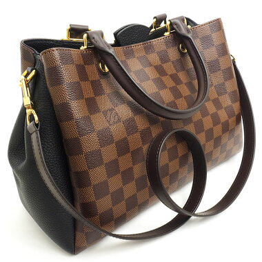 [Used] [almost new] Louis Vuitton Brittany Damier N41673 [handbag] [used]