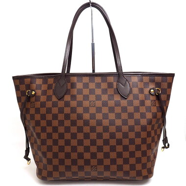 [Used] [Good Condition] Louis Vuitton Neverfull MM Damier N51105 [Tote Bag] [Used]