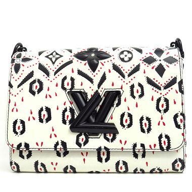 Pre   beautiful goods  Louis Vuitton Twist MM 2015 Limited M50825  Shoulder 51687e3b9701b