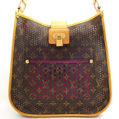 Pre   beautiful goods  Louis Vuitton Musette Monogram Perfo M95172   Shoulder bag 53aacc266d2bf