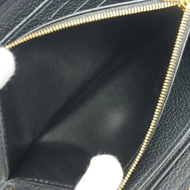 [Used] [Goods] Louis Vuitton Zippy Wallet Monogram Ann Plant M61864 [Long wallet]