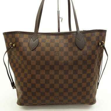 [Used] [Good Condition] Louis Vuitton Neverfull MM Damier N51105 [Tote Bag]