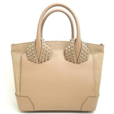[Used] [Good Condition] Christian Louboutin Small 2WAY Shoulder Bag Studs Eloise 1165154 [Handbag]