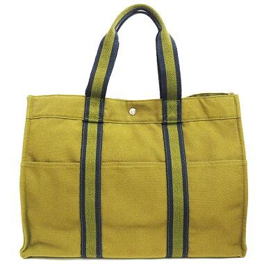 [Used] [Good Condition] Hermes GM Shoulder Bag Shoulder Fool Toe [Tote Bag]