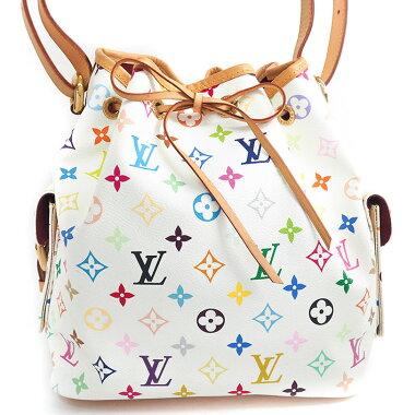 [Used] [Good Condition] Louis Vuitton Petite Noemonogram Multi Color M42229 [Shoulder Bag]