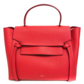 [Used] [almost new] Celine Mini Size 2WAY Shoulder Crossbody Bag Gold Hardware Belt Bag 176103ZVA25CO [Handbag]