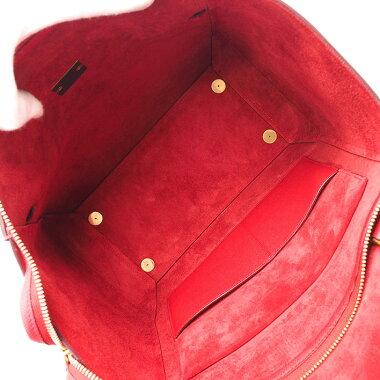 [Pre-owned] [mostly new] Celine mini size 2WAY shoulder cross body bag gold clasp belt bag 176103ZVA25CO [handbag]