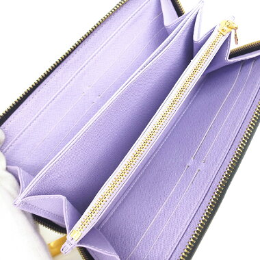 [Used] [Good Condition] Louis Vuitton Zippy Wallet Monogram Multicolor M60275 [Long Purse]