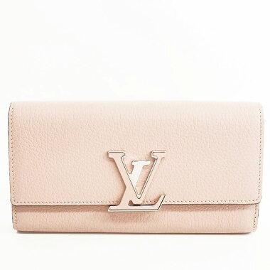 [Used] [Unused / New] Louis Vuitton Portfoil Capsine M61250 [Purse]
