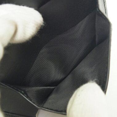 【中古】【ほぼ新品】グッチGG柄折りたたみ財布グッチシマ×ウェブライン408826・534563【二つ折り財布】