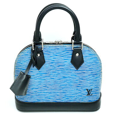 [Used] [Good Condition] Louis Vuitton Arma BB Epi Denim M41437 [Handbag]