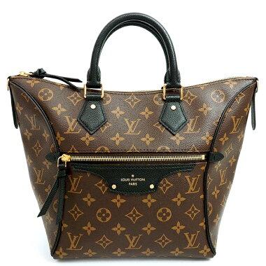 [Pre] [almost new] Louis Vuitton Tournel PM monogram M44057 [handbag]
