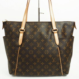 [10% OFF in Rakuten Super SALE] [Up to P39 times in entry] [GOODA] [Pre-owned] [Good Condition] Louis Vuitton Totally MM Monogram M41015 [Tote Bag]